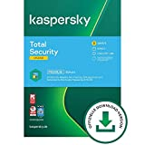 Kaspersky Total Security 2021 Upgrade | 3 Geräte | 1 Jahr | Windows/Mac/Android | Aktivierungscode per Email