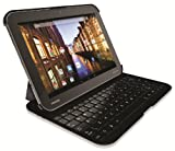 Toshiba AT10LE-A-10D 25,7 cm (10,1 Zoll) eXcite Pro Bundle Tablet-PC inkl. Bluetooth Keyboard Cover (NVIDIA Tegra T40S, 1,8GHz, 2GB RAM, 32GB eMMC, Android OS) silber/schwarz