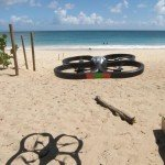 parrot ar drone android