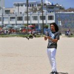 parrot ar drone  outdoor