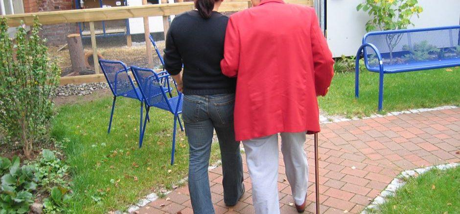 Polnische Altenpflege