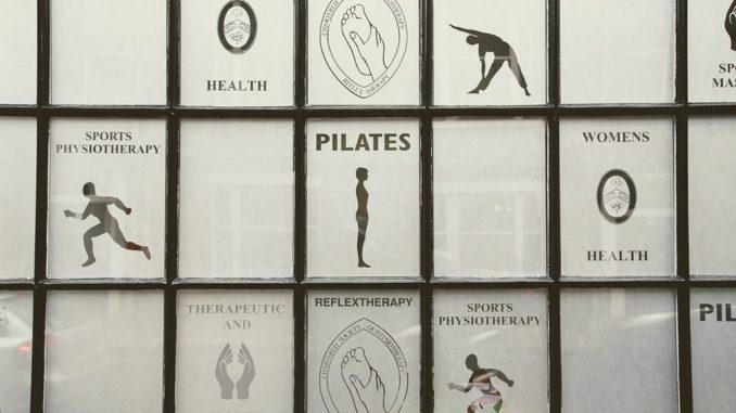 Pilates Faszientraining
