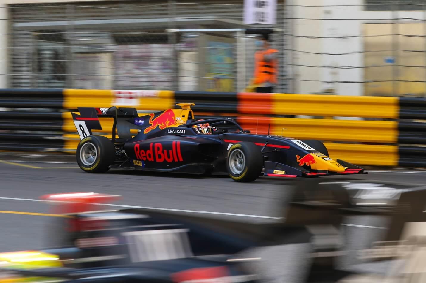 Formel 3 Red Bull Auto