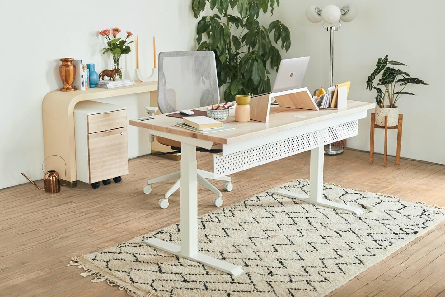 bürostuhl ergonomisch weiß