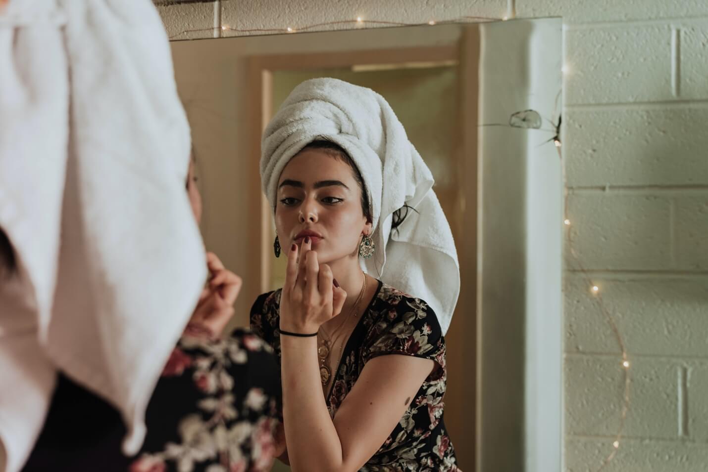 Tipps für schöne Haut im Gesicht
